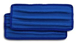 """Unger SpeedClean Window Cleaner Replacement Pads, 11"""", Color"""