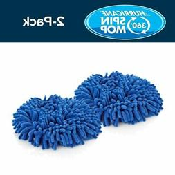 Hurricane Spin Mop 2-Pack Duster Heads