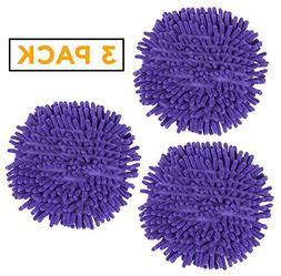 Arevo Spin Mop Duster Replacement Head, 360 Spinning Mop Ref