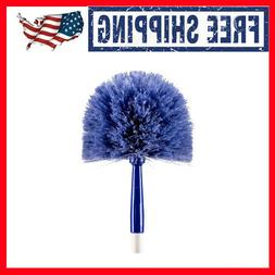Starmax Webster Cob Web Duster Replacement Head, Blue ,Pack