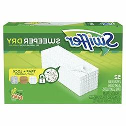 Swiffer Sweeper Dry Sweeping Pad Multi Surface Refills, for