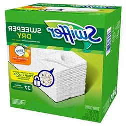 Swiffer Sweeper Dry Sweeping Pad Refills for Floor mop with