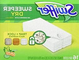 Swiffer Sweeper Gain Original Scent Dry Sweeping Cloths Refi