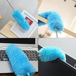 Telescopic Duster Extendable Microfiber Handle Dust Cleaner