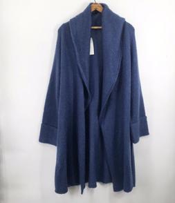 Soft Surroundings Telluride Topper Duster Sweater Cardigan B