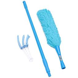 Hank HouseHold TriboDuster with Bonus Blinds Cleaner – Mic