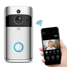 Two-Way WiFi Wireless Bell Video Door PIR Doorbell HD Talk S