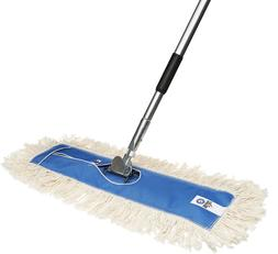 Nine Forty USA 24 Inch Commercial Cotton Dry Dust Mop Head H