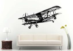 wall room decal vinyl sticker vintage air