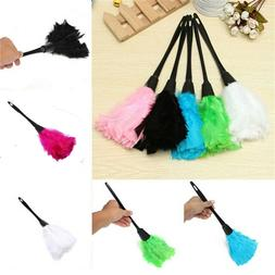 Washer Anti-static Home Cleaning Turkey Feather Duster Clean