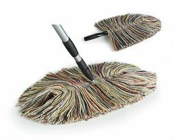 Sladust - 100% Wool Dry Mop & Duster 3-piece All Purpose Dus